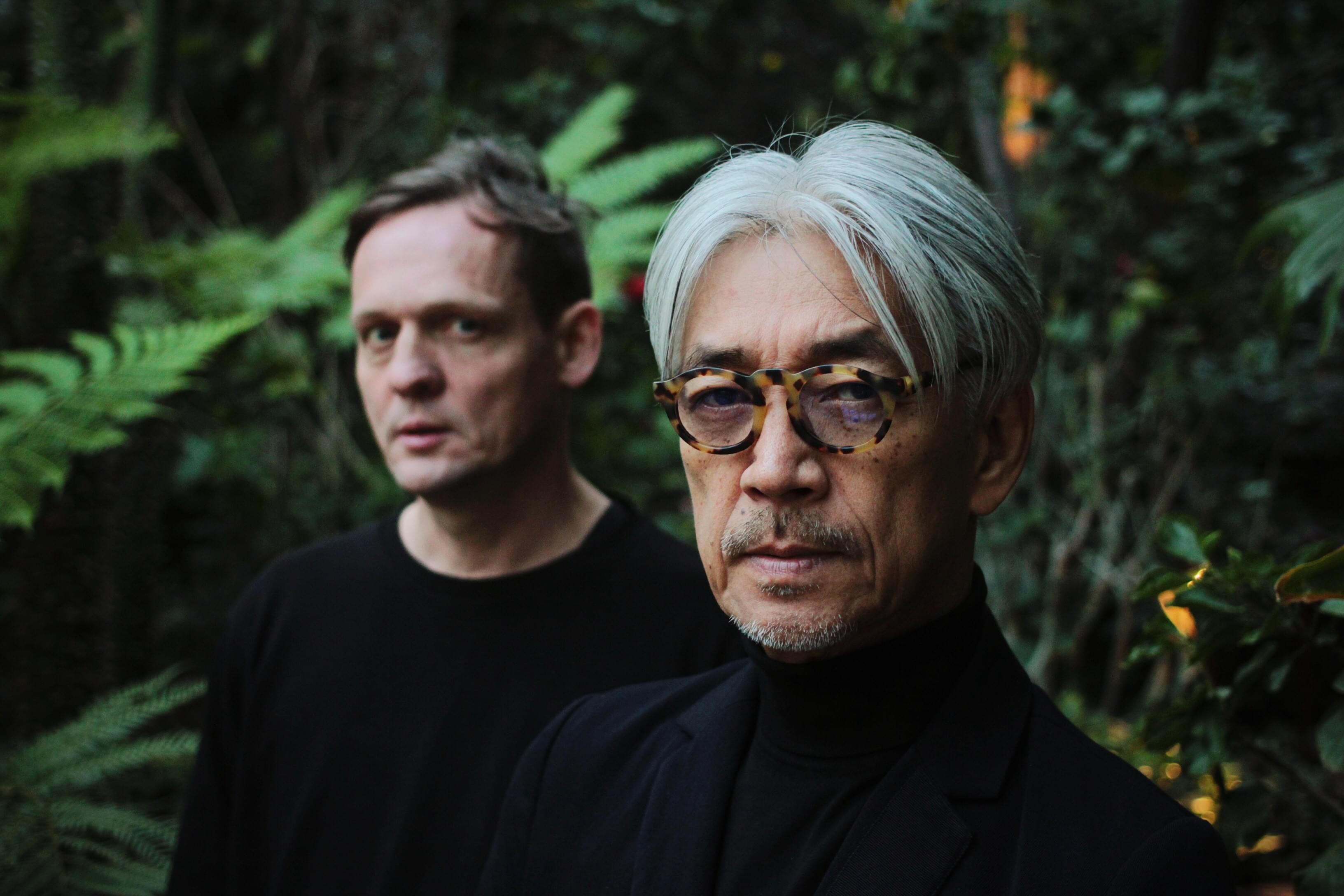 Tickets Alva Noto + Ryuichi Sakamoto: Two, live at Funkhaus in Berlin