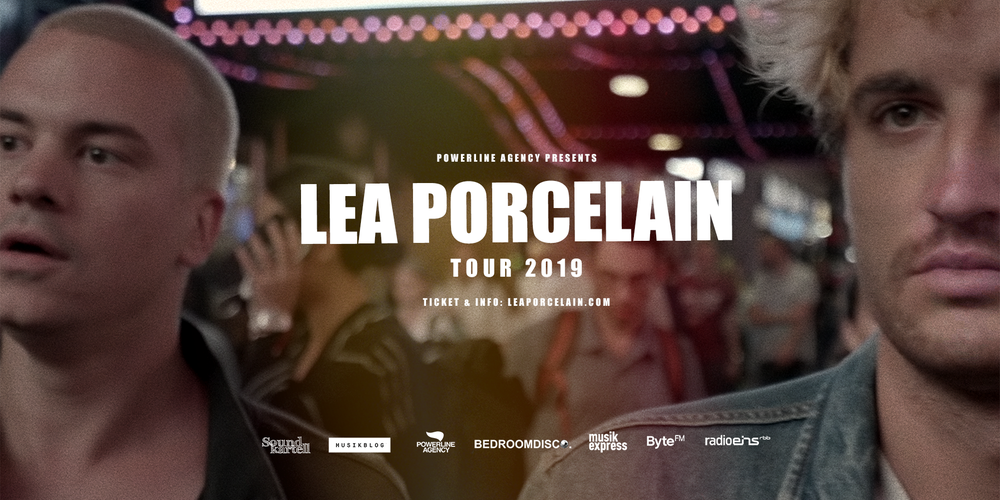 Tickets Lea Porcelain, live at Funkhaus in Berlin