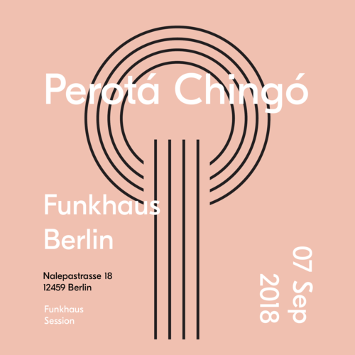 Buy tickets for Perotá Chingó at 2018-09-07