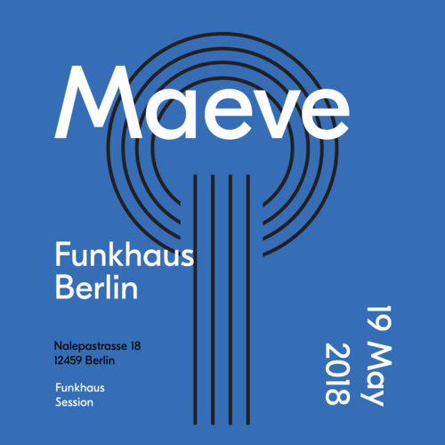 Buy tickets for Maeve Showcase: Mano Le Tough / Baikal / The Drifter / Isolee Live etc. at 2018-05-19