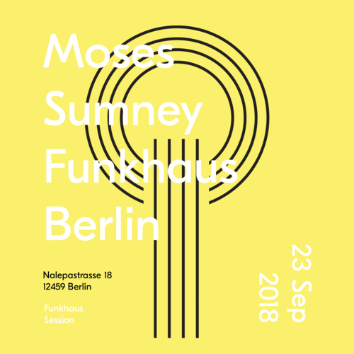 Buy tickets for Moses  Sumney at 2018-09-23