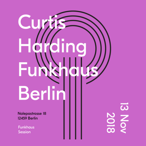 Buy tickets for Curtis Harding at 2018-11-13