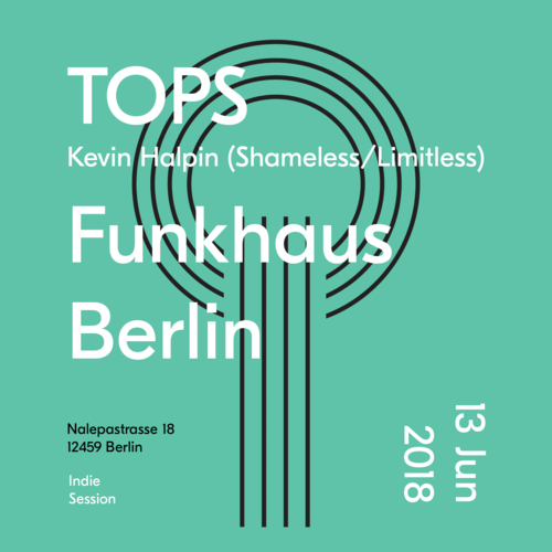 Buy tickets for TOPS at 2018-06-13