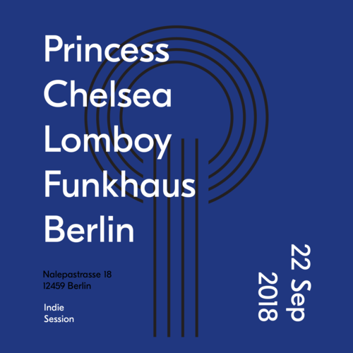 Buy tickets for Princess Chelsea / Lomboy at 2018-09-22