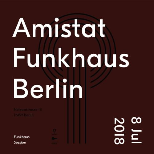 Buy tickets for Amistat at 2018-07-08