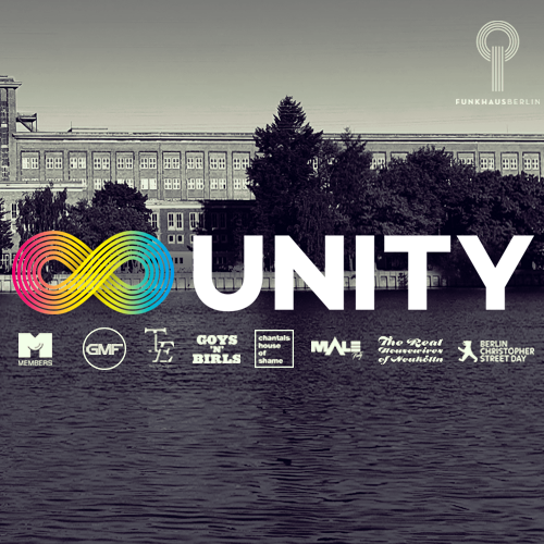 Buy tickets for UNITY PRIDE 2018 at 2018-07-28