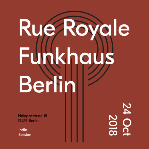 Buy tickets for Rue Royale at 2018-10-24