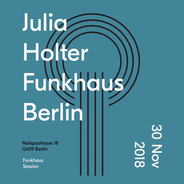 Tickets für Julia Holter in Berlin am 2018-11-30 ➤ Funkhaus, Berlin ...