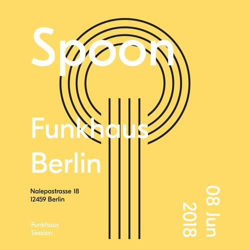 Buy tickets for Spoon at 2018-06-08
