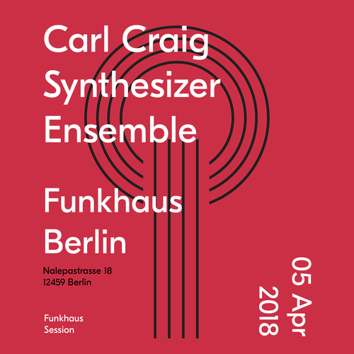Buy tickets for Carl Craig  Synthesizer Ensemble at 2018-04-05