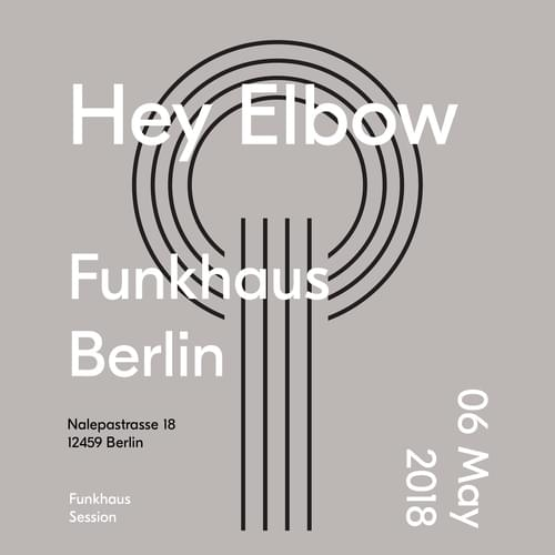Buy tickets for Hey Elbow at 2018-05-06