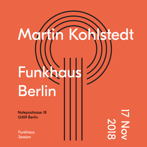 Buy tickets for Martin Kohlstedt at 2018-11-17